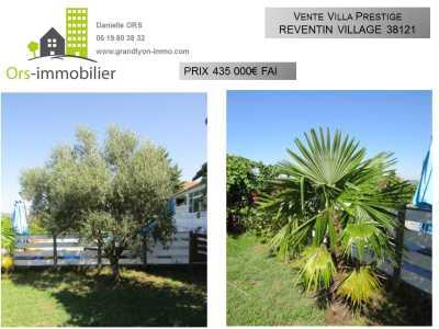 TOUT L'IMMOBILIER A REVENTIN VILLAGE 38121.JPG